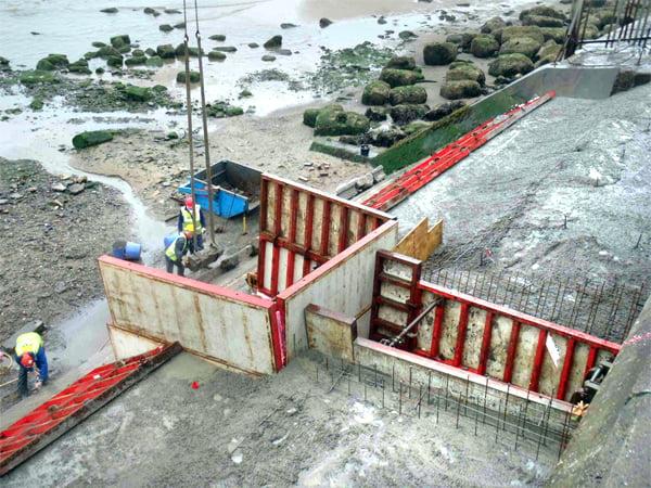 marine engineering services