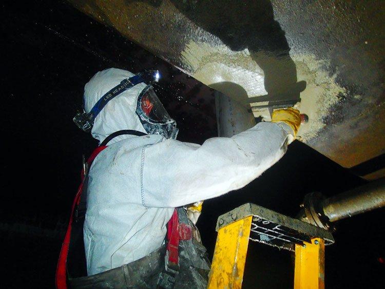 acid tank repair