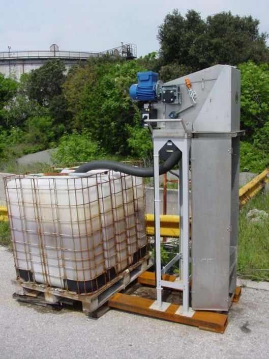 borehole oil recovery