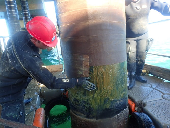 denso pile wrapping