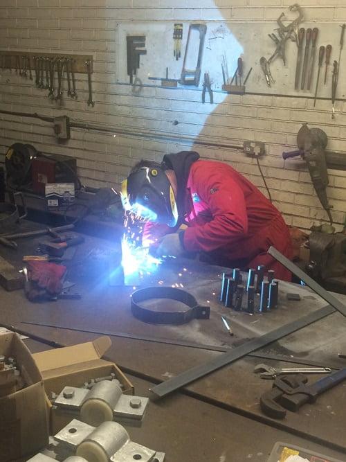 inhouse fabrication