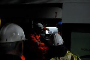 Hopkinstown Void laser scanning & Telescopic equipment